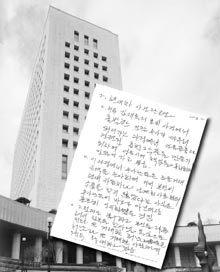 """""""'인간적 모욕' 퍼부은 대검 중수부 수사관을 고발한다!"""""""