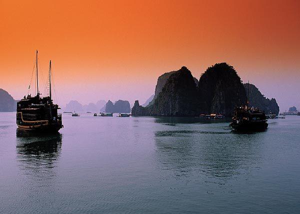 '인도차이나'의 추억, 베트남 호치민&하롱베이