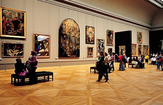 '다빈치 코드'의 무대 파리·런던