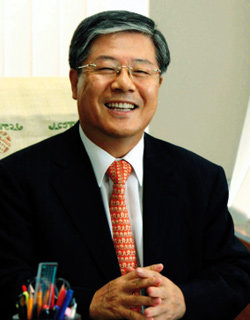 신임 법무부 장관 내정자 김성호