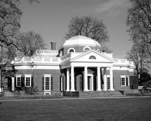 '미국적 계몽주의'의 표상 토머스 제퍼슨의 집 '몬티첼로'