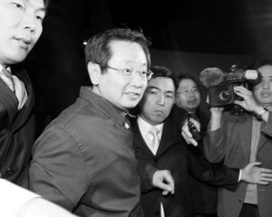 로비스트? 컨설턴트? 김재록의 마당발 인생 10년