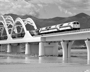 베이징에서 티베트 라싸까지 48시간, '칭짱철도' 탑승기