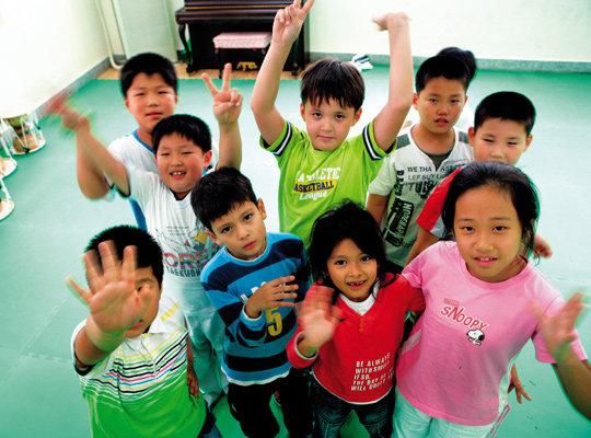 코시안 이라고요? 우린 그냥 한국 어린이에요!