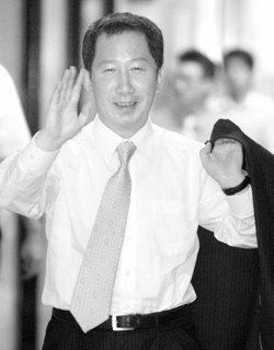 김근태 열린우리당 의장