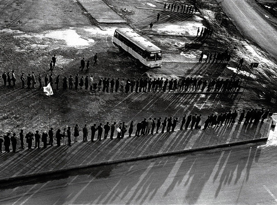SEOUL 1969-1990 서울   전민조 사진집