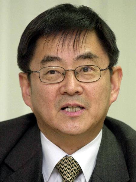 국가인권위원회 신임 위원장 안경환
