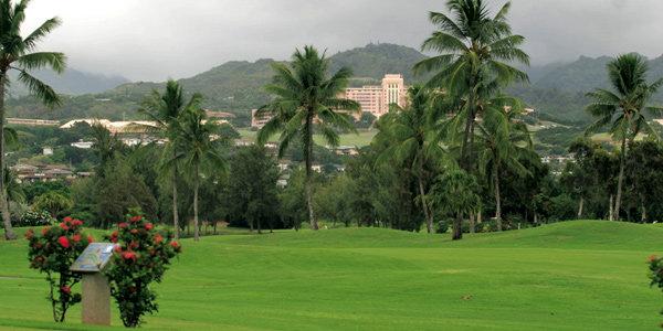 하와이 호놀룰루 컨트리클럽