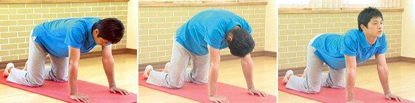 겨울철 디스크, 압박골절 대처법 & 허리근력강화 운동법
