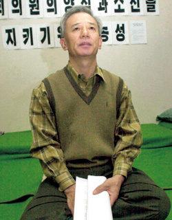 소설가로 돌아온 전 의원 김홍신