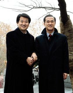 최상용 고려대 교수 & 정동영 전 통일부 장관