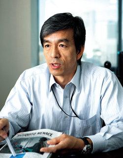 유전자 진단 원천기술 개발한 천종윤 (주)씨젠 대표