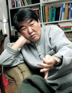 시인 김지하, 시대를 논하다