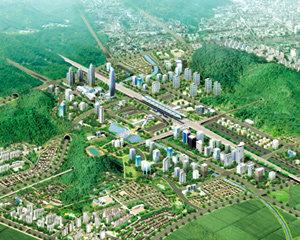 국내 최대 '아산 신도시' 정밀분석
