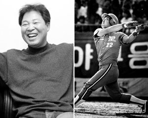 10년 만에 한국 프로야구 복귀한 '헐크' 이만수