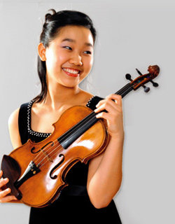 링컨센터 공연 앞둔 10대 바이올리니스트 우예주
