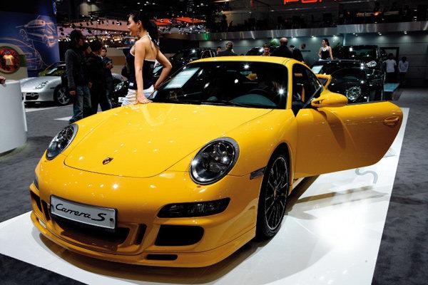 2007 서울 모터쇼 '생각 밖'을 향해 달려라!