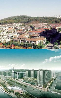 '웰빙 신도시' 일산