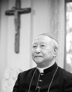 한국 가톨릭 태두 정진석 추기경