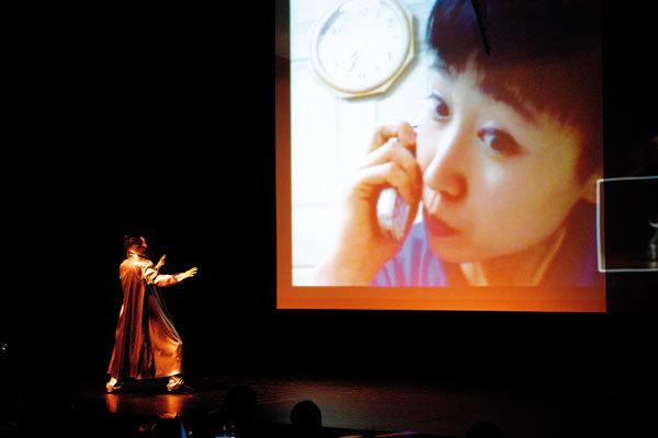 미래형 디지털 퍼포먼스 '신타지아'
