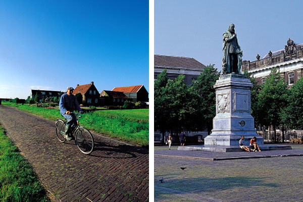 '블랙북'의 네덜란드 헤이그  Hague