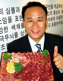한우 '파격 세일' 나선 NH그룹 회장 최계경
