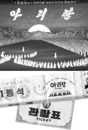 '정상회담 미끼', 9월 아리랑축전 관광상품 뜬다