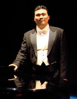 마리오 란자 국제콩쿠르 우승한 테너 박지응