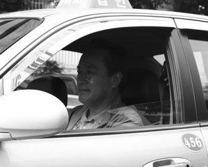 '택시 기사' 이병석 의원 동행 취재