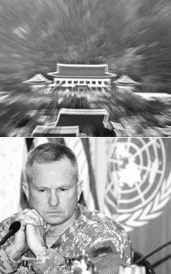 청와대 vs 버웰 벨 주한미군사령관, '갈등의 18개월'