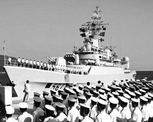 '세계 패권' 미 해군에 맞선 중국 해군의 급성장