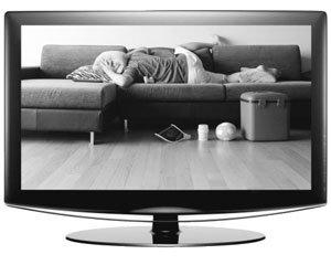 """""""TV를 끄세요, 수명이 우아하게 연장됩니다"""""""