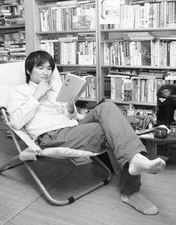 '소통'을 꿈꾸는 작가 김연수