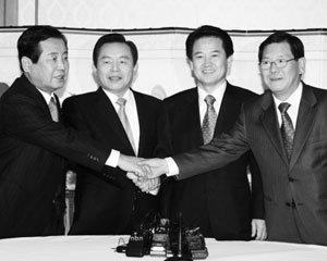 막판 점검, 호남 표심 & 호남 정치권