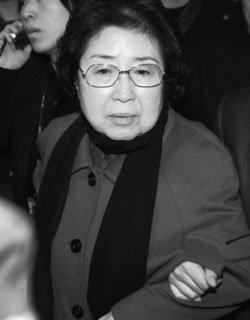 BBK 태풍의 눈, 김경준·이보라 가족사