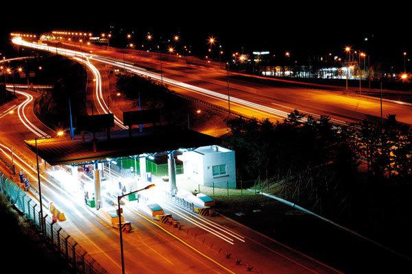 서울외곽순환도로 완공