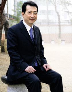 총선 출사표 던진 (주)빙그레 회장 김호연