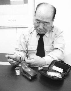 당화혈색소 검사는 당뇨 관리 바로미터