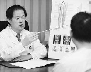 센트럴흉부외과 김승진 원장의 하지정맥류 치료법