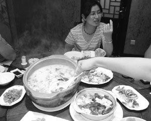 더우푸(豆腐)의  역사 조작, 비빔밥의 글로벌 진화