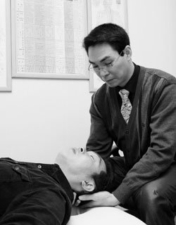 자연섭생법 정립한 차성훈 오행생식원장
