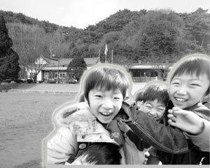시험, 조회, 주번이 없는 학교 남한산초등학교