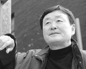 '강안남자(强顔男子)' 작가  이원호