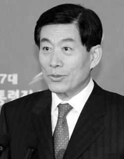 원세훈 행정안전부 장관