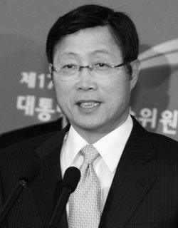 이윤호 지식경제부 장관