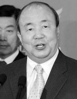 정종환 국토해양부 장관