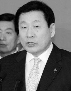 김성이 보건복지가족부 장관