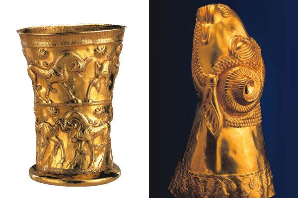 '황금의 제국 페르시아'  특별전