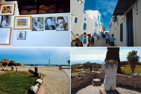 튀니지 카르타고, 시디 부 사이드