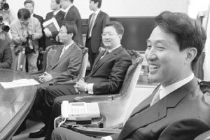서울시 뉴타운 사업의 정치경제학